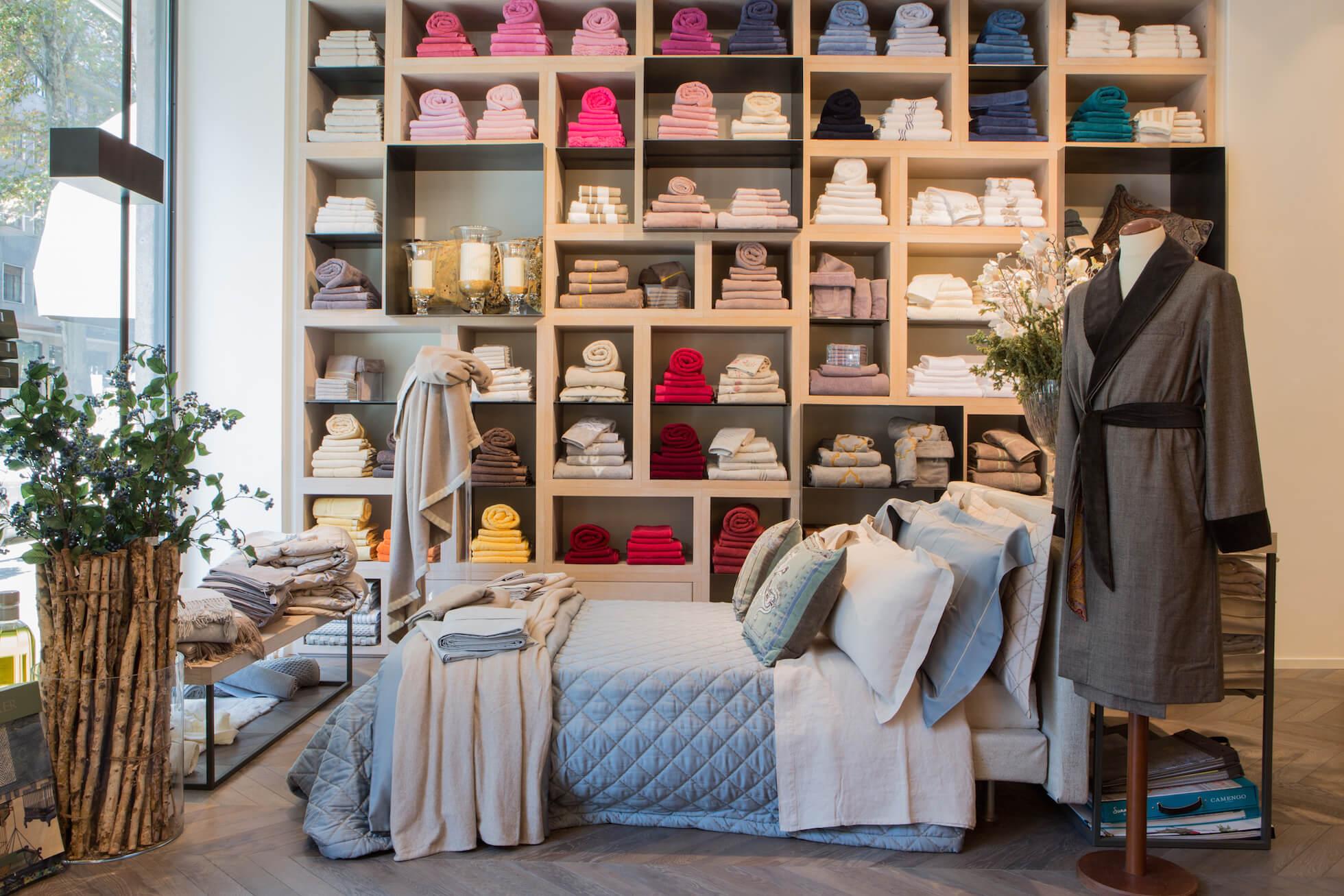 Negozi Per La Casa Milano angelini milano | vestiamo la casa di tessuti.